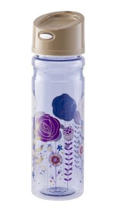 24oz Pop Tritan Bottle - Nouveau Flowers