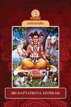 Chant Sri Dattatreya Stotram on StotraNidhi.com in Telugu, Kannada, Sanskrit and English.