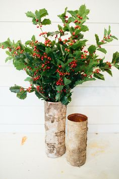 Birch Cylinder | The Magnolia Market