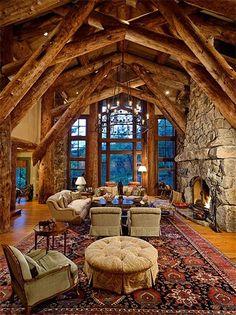 Luxury home in Aspen, Colorado