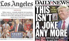 ترامب يشجع الأنظمة الاستبدادية على استهداف الصحافيين: حذَر رئيس متحف إعلامي رائد من أن الصحافيين في الولايات المتحدة يواجهون أزمة تتعلق…