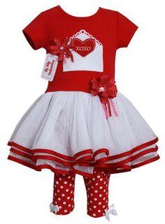 Red Valentines Xoxo Girls Legging Set 0-3 months Bonnie Jean,http://www.amazon.com/dp/B00HHDS1UO/ref=cm_sw_r_pi_dp_mfyntb0MF61PBXH6
