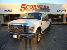 2008 Ford F250, 124,910 miles, $24,995.