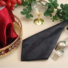 Satin Napkins Wedding Party Holiday ~ 10 75//PK 20x20 in Colors