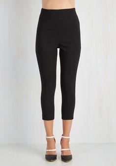 Jive Got a Feeling Pants in Black