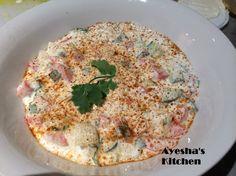 pakistan salad raita Kitchen