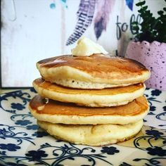 Baby Food Recipes, Pancakes, Breakfast, Cinnamon Rolls, Recipes For Baby Food, Morning Coffee, Pancake, Crepes