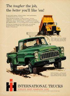 '60 International Truck