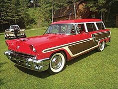 ◆1955 Mercury Monterey Station Wagon◆