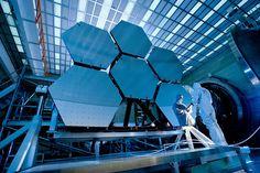 Das James Webb Weltraum-Teleskop: Hubble it up! Nasa, James Webb Space Telescope, Salesforce Crm, Liberal Left, Twist Of Fate, Oval Office, Chief Of Staff, News India, Tony Robbins