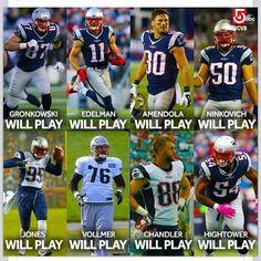 #AFCChampionship2016 @Patriots