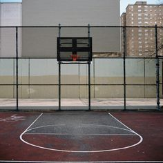 Charles Johnstone Photography - NY BASKETBALL COURTS