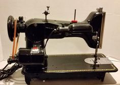 The Pfaff 130 is widely considered to be one of the best sewing machines, ever.