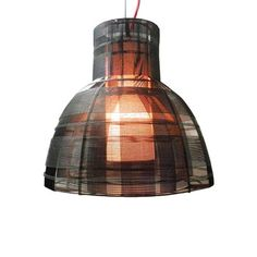Haans Lifestyle: Iron Hanging Lamp II Grey, at 6% off!