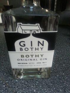 Gin Bothy www.ginbothy.co.uk Bothy, Vodka Bottle, The Originals, Drinks, Drinking, Beverages, Drink, Beverage