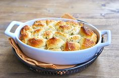 Wowza.  Using Pillsbury rolls....sorta cheating?  http://www.seasaltwithfood.com/2012/02/parmesan-herb-and-garlic-pull-apart.html