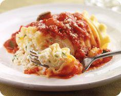 Chunky Pomodoro Lasagna