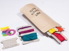 DIY Kit: Knit Bangle - Refill by PaperPhine
