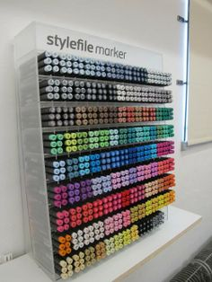 Stylefile Markers
