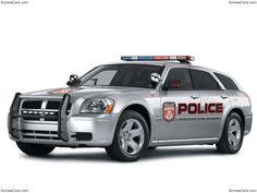 Dodge Magnum Police Vehicle (2006)