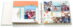 Picture My Life™ scrapbooking layout inspiration!