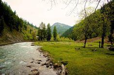 Beautiful Azad Kashmir, Pakistan