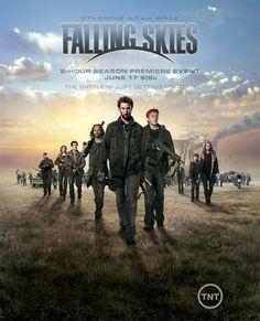 Falling Skies (2011) *alien, modern-apocalypse sci fi*