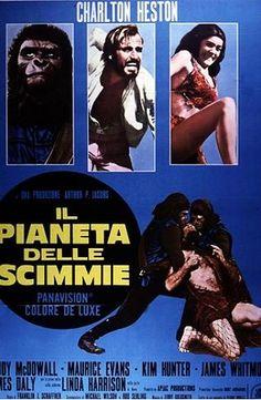 Il pianeta delle scimmie [HD] (1968)   CB01.CO   FILM GRATIS HD STREAMING E DOWNLOAD ALTA DEFINIZIONE