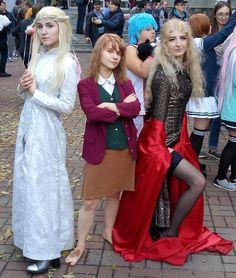 Fabulous  #OhmyBets #otobe2017 #lotr #hobbit #genderbender #genderbendercosplay #hobbitcosplay #lotrcosplay #thranduil #bilbo #bilbobaggins #femthranduil #fembilbo #femlegolas #sexycosplay #lordoftherings #властелинколец #хоббит #трандуил #бильбо #леголас #косплей