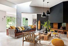 VM designblogg: Σύγχρονη κατοικία στη Γαλλία