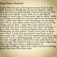 Future husband future boyfriend, prayer for boyfriend, future husband quo. Prayer For Boyfriend, Prayer For Husband, Boyfriend Quotes, Future Boyfriend, Boyfriend Gifts, Prayer Quotes, Bible Verses Quotes, Faith Quotes, Love Quotes