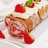 Lettujäätelökakku - Reseptejä Baking, Bakken, Bread, Backen, Reposteria