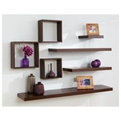 floating shelves ideas - Google Search
