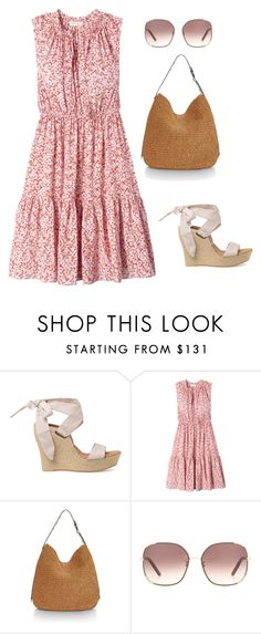 """Untitled #2070"" by carlene-lindsay ❤ liked on Polyvore featuring UGG Australia, Rebecca Taylor, Rebecca Minkoff and Chloé"