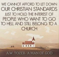 Man of God, Towzer, church