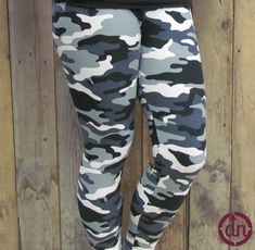 You won't be able to camouflage your sense of style when you put these on, but why would you? Buy a pair for you and a matching pair for your best friend! North Design, Monochrome Color, Camo Leggings, Your Best Friend, Shades Of Grey, Bad Boys, Camouflage, Pairs, Bingo