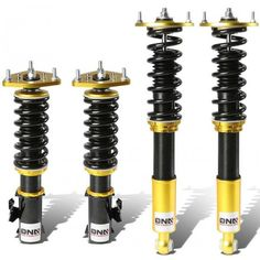 DNA Motoring Coilovers Nissan 240SX S14 (1995-1998) Race Spec