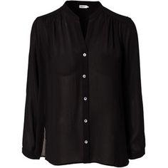 Filippa K Crepe Shirt Blouse