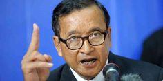 "Top News: ""CAMBODIA POLITICS: Hun Sen Files New Lawsuit Against Sam Rainsy"" - http://politicoscope.com/wp-content/uploads/2017/01/Cambodia-POLITICS-NEWS-Sam-Rainsy-ASIA-NEWS.jpg - Cambodian Prime Minister Hun Sen filed a $1-million defamation lawsuit against opposition leader Sam Rainsy, keeping up pressure ahead of elections.  on World Political News - http://politicoscope.com/2017/01/19/cambodia-politics-hun-sen-files-new-lawsuit-against-sam-rainsy/."