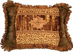"ACCENT PILLOWS by Reilly-Chance Collections: Pillow  #273...(13""x18"")"