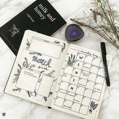 Lovely monthly. Can there be too much lavender? That's right, there cannot  Courtesy of @kimmymischief