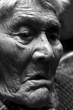 Chief Walter Northway, Northway Alaska, 114 years old, 1988