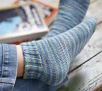 1000+ images about Knitted socks on Pinterest Slipper Socks, Sock and Knit ...