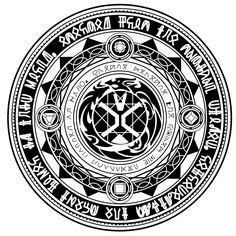 Kamen Rider Wizards Magic Circle by on DeviantArt Magic Circle Crochet, Magic Ring Crochet, Summoning Circle, Kamen Rider Wizard, Magic Loop, Aleister Crowley, Nordic Tattoo, Magic Symbols, Vegvisir