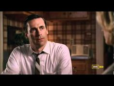 """Say """"What?"""" in the style of Don Draper for a few laughs. ( via a cup of jo)"""