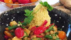 Paul Rankin's homestyle vegetarian curry
