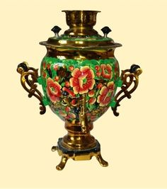 """Popularity samovar for two hundred and fifty years is because it is the product of inanimate metal has a """"living soul"""", as those concepts are timeless, personified it has always been: the hospitality and warmth, companionship, domestic peace and quiet."""