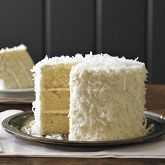 Perfect Endings Vintage™ Coconut Cake