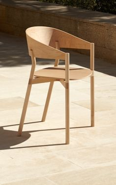 Plouf Chair by Timothée Mion