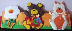 Decorazione da parete per cameretta personalizzabile col nome del vostro bambino handmade : Cameretta bambino, bebè di malibu-baby-handmade